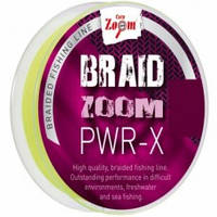 Шнур Carp Zoom Braid Zoom PWR-X braided line 120m (fluo)