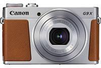 Цифровая фотокамера Canon PowerShot G9XII Silver