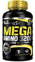 BioTech USA Nutrition MEGA AMINO 3200 - 100 т