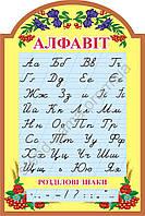 """""""Алфавіт"""" 61х91 см"""