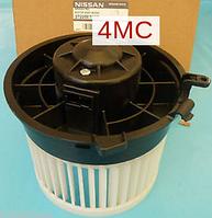 Мотор отопителя (производство NISSAN ), код запчасти: 27225ET10B