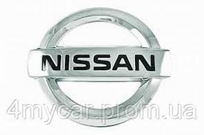 Эмблема передняя qashqai (производство NISSAN ), код запчасти: 62890BR12A
