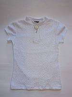 Нарядная блузка для девочек от 128 до 164 см рост.