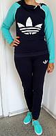Спортивный женский костюм ADIDAS р 42-50