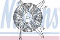 Вентилятор радиатора mitsubishi pajero (v60, 70) (00-) (производство Nissens ), код запчасти: 85383