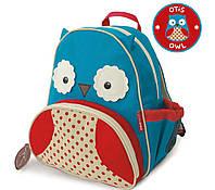 Рюкзачок Совенок Skip Hop Zoo  Blue Owl Backpack