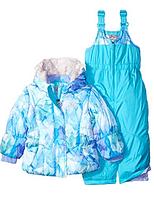Зимний раздельный комбинезон ZeroXposur(США) для девочки 18мес