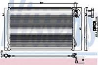 Радиатор кондиционера bwm 1(e81/e88)-3(e90/e93) (производство Nissens ), код запчасти: 94872