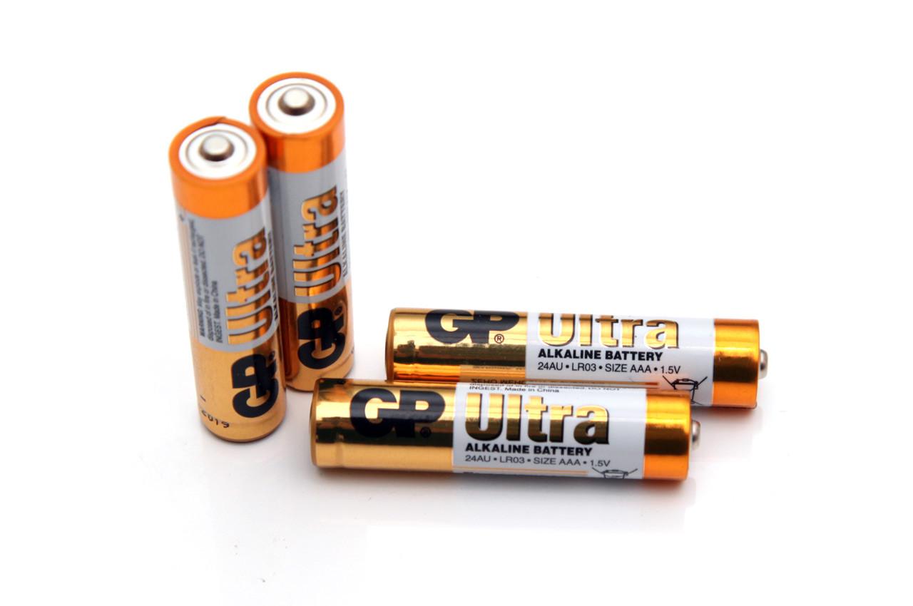 Батарейки GP ultra aaa