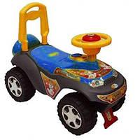 Машинка-каталка Alexis-Babymix 7600 blue