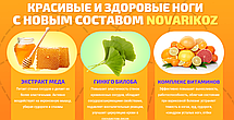 Спрей от варикоза NOVARIKOZ (новарикоз), фото 2