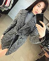 Женское пальто букле Баунти ЯЛ, фото 1