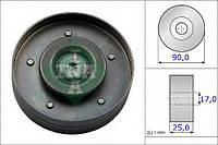 Ролик ремня генератора (направ.) t5 2.0tsi 11- (производство Ina ), код запчасти: 532069410