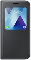 Чехол Samsung A520 - S View Standing Cover Black