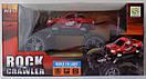 Машинка джип на радиоуправлении с аккумулятором Rock crawler, фото 5