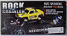 Машинка джип на радиоуправлении с аккумулятором Rock crawler, фото 6