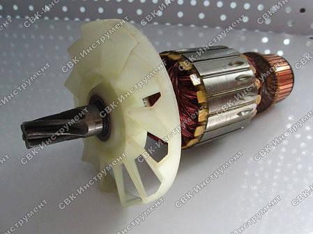 Якорь отбойного молотка Темп МО-2150 оригинал (198х57 6z вправо), фото 2