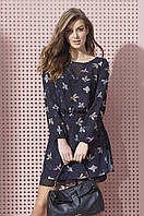 Женское платье Lacorda Zaps, коллекция осень-зима 2017-2018