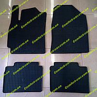 Резиновые коврики в салон Hyundai Elantra 15- (Хюндай Элантра 15-)