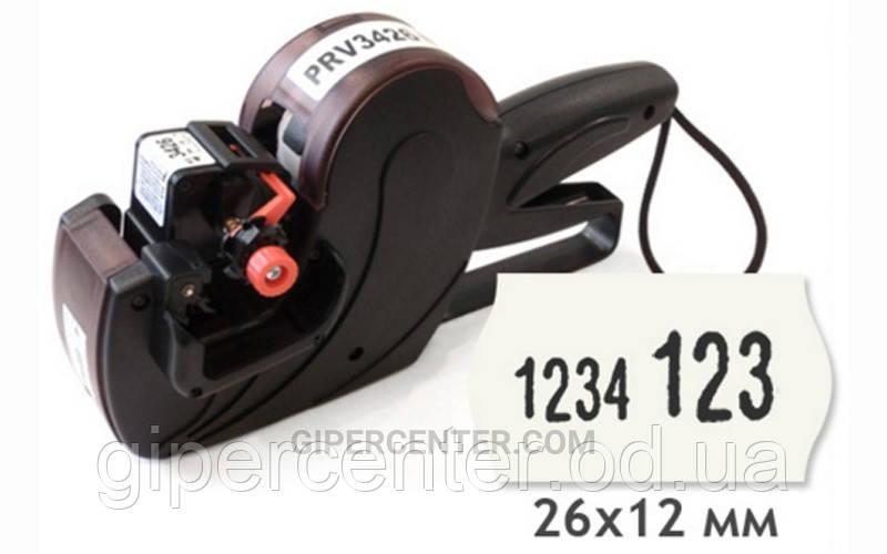 Однострочный нумератор Printex 3426 Textil (3 фикс. + 4 счет. символа)
