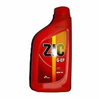 Масло трансмиссионное 80w-90 g-ep  1л (производство Zic ), код запчасти: 132625