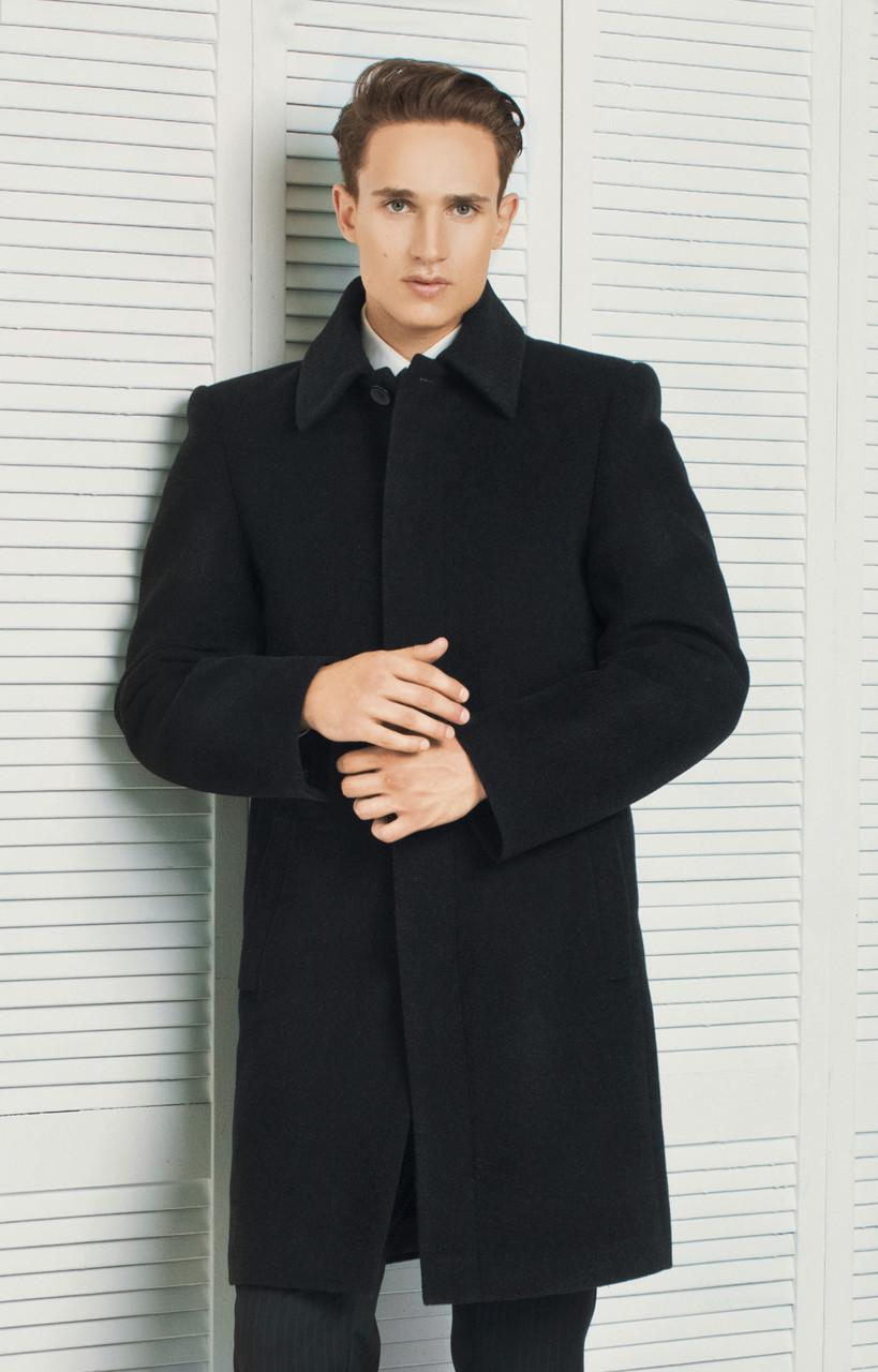 Классическое модное зимнеемужское