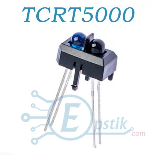 TCRT5000, инфракрасный оптический датчик