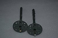 Дюбель-зонт монтажный с оцинкованным гвоздем и термозаглушкой (стандарт) 10х100мм.
