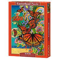 Пазлы Castorland 1000 элементов Бабочки, С-103492