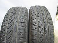 Шины зимние б/у 175/65 R15 Dunlop