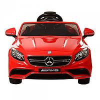 """Детский электромобиль """"Mercedes Benz EVA"""" красный 2797"""