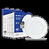 LED светильник GLOBAL SPN 6W теплый свет (3шт. в уп) (3-SPN-003)