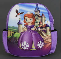 Рюкзак с 3D рисунком Принцесса София