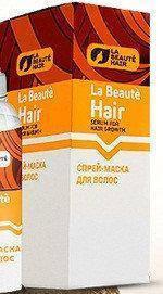 La Beaute Hair - спрей-маска для здоровья волос(Ла Бъюти Хеир), фото 2