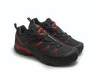 Кроссовки Salomon Ultra черно красные