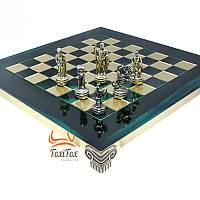 Греческие шахматы ручной работы Римляни