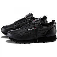 Черные женские кроссовки Reebok (Рибок) - 07W
