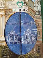 """Подарочный набор Турецких махровых полотенец """"Одесса"""" TM """"Two Dolphins"""""""