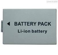 Аккумулятор для видеокамеры Сanon BP-110 ЧИП, 1150 mAh