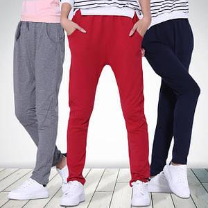 Спортивные штаны мужские женские детские подросток