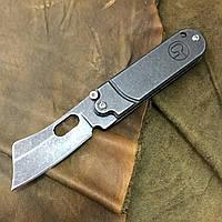 Нож Bean Cleaver Gen.2 Steel от Сергея Панченко  (Реплика, replica), фото 1