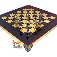 Эксклюзивные шахматы ручной работы Рим