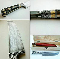 Национальные узбекские ножи ручной работы