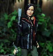 Кукла Барби Китнисс Barbie Collector Hunger Games Katniss Everdeen