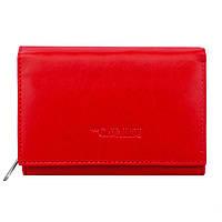 Женский кожаный кошелек 4U Cavaldi RD-02-CMN Red, фото 1