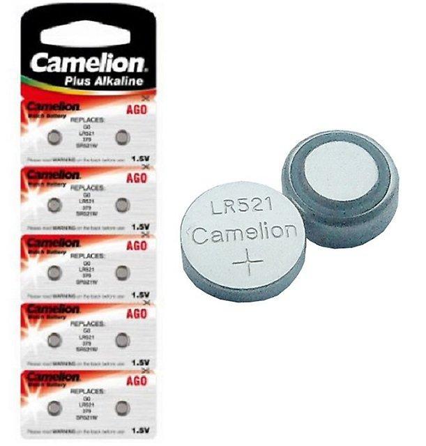 Camelion AG0, батарейка для микронаушника - Pelikan Corporation в Львове