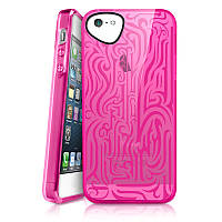 Чехол для Ink iPhone 5 Pink (APH5-NEINK-PINK)