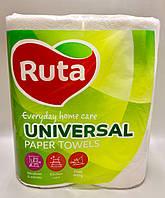 Бумажные полотенца RUTA Universal 2 шт.