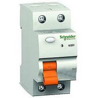 Дифференциальное реле Schneider-Electric Домовой ВД63 2P 40A 30МA