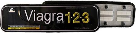 Таблетки 123 - препарат для потенції, фото 2